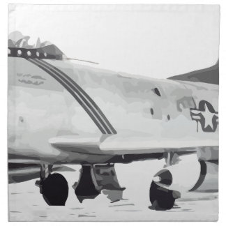 F-86D NAPKIN