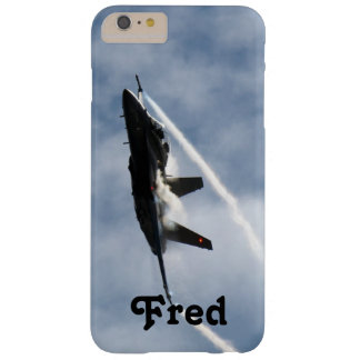 F/A-18 Fighter Jet Plane Air Show for Fred Barely There iPhone 6 Plus Case