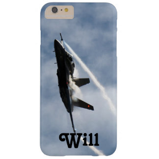 F/A-18 Fighter Jet Plane Air Show for Will Barely There iPhone 6 Plus Case