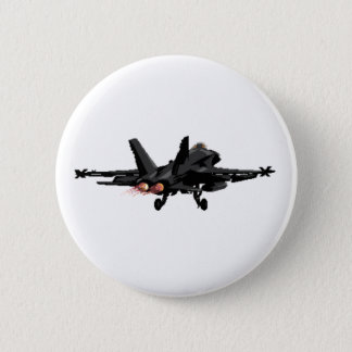 F/A-18 Hornet  Fighter Jet  Button