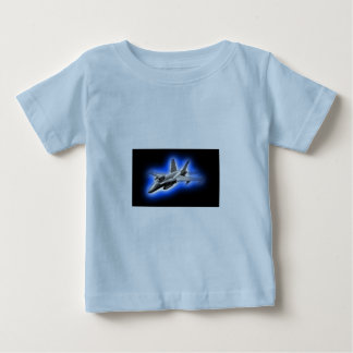 F/A-18 Hornet Fighter Jet Light Blue T-shirts