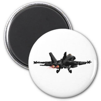 F/A-18 Hornet  Fighter Jet Magnet