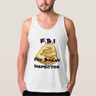 F.B.I Fry Bread Inspector Native American Men's Tank Top