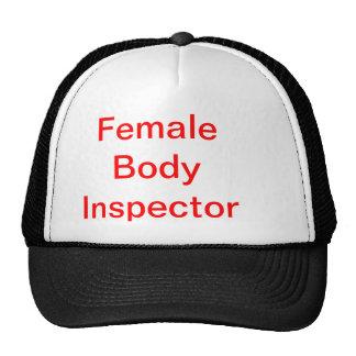 F.B.I. TRUCKER HAT