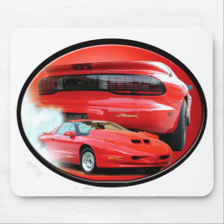 F-body Mouse Pad