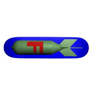 F-Bomb Skate Deck