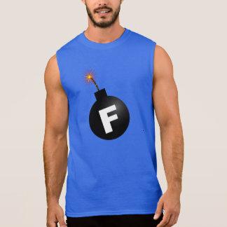 F-Bomb Sleeveless Shirt