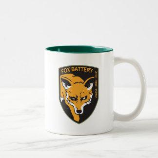 F-Bty  STA Two-Tone Coffee Mug
