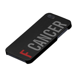 F CANCER iPhone 5/5S COVER