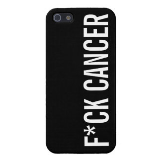 F*CK CANCER CASE FOR iPhone 5/5S