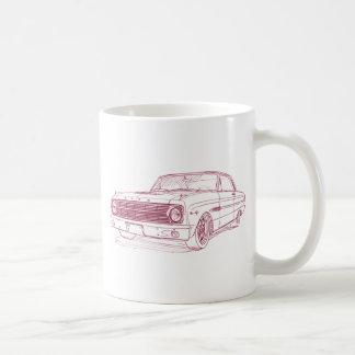 F Falcon Sprint 1963 Coffee Mug