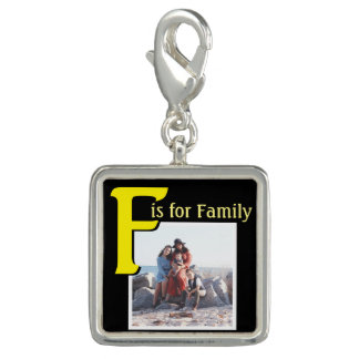 F for Family Charms