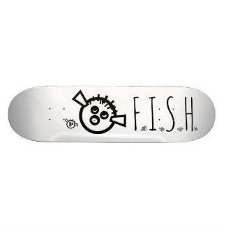 F.I.S.H Skateboard Deck Designer