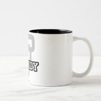 F is for Freddy Two-Tone Coffee Mug