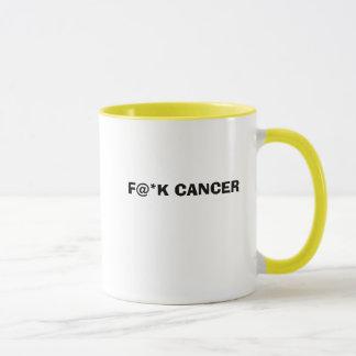 F@*K CANCER MUG