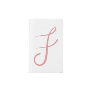 F Pocket Journal - Letters to Keller Series