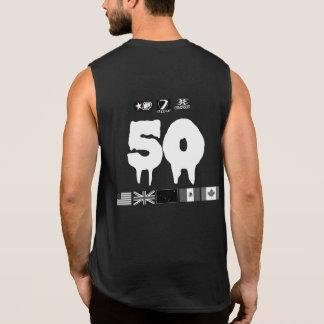 F space shuttles sleeveless shirt