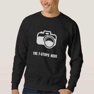 F Stop Sweatshirt