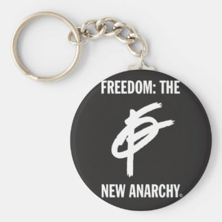 F the new A merchandise Keychain