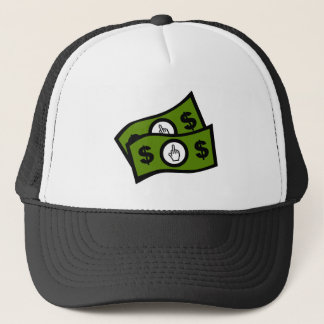 F U Money Trucker Hat