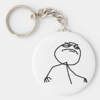 F yea guy! keychain
