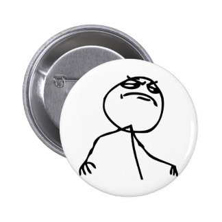 F*** Yeah 2 Inch Round Button