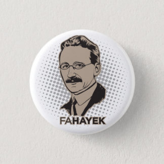FA Hayek Button