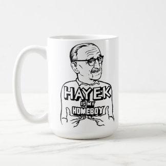 FA Hayek is My Homeboy Mug