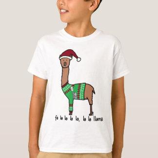 fa la la la la la la la llama T-Shirt