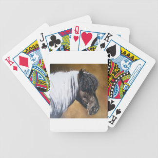 FAA-AfroPony Bicycle Playing Cards