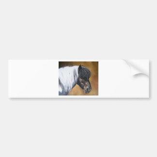 FAA-AfroPony Bumper Sticker