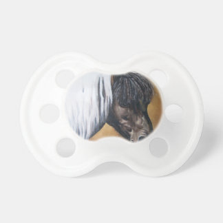 FAA-AfroPony Pacifier