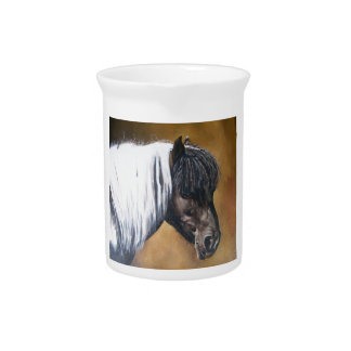 FAA-AfroPony Pitcher
