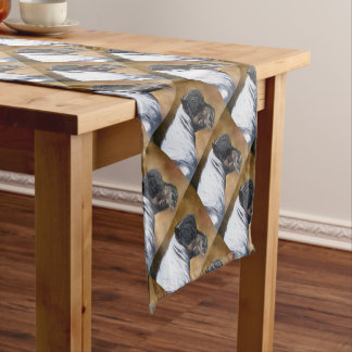 FAA-AfroPony Short Table Runner