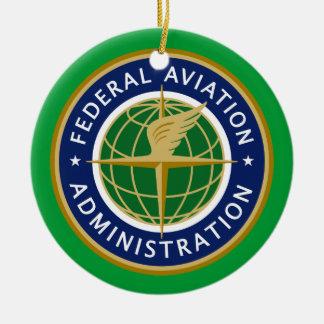 FAA Custom Christmas Ornament