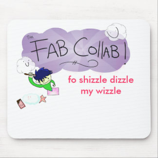 fab collab mouse pad