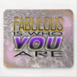 Fab-ulous Mouse Pads