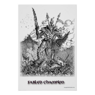 Fabled Champion (poster)