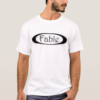 Fablelogo-black T-Shirt
