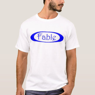 FABLElogo-blue T-Shirt
