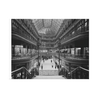 fabric department store gallery wrapped canvas