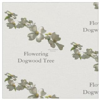 Fabric - Flowering Dogwood Tree