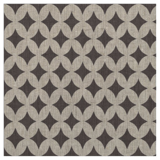 Fabric: Grey Moroccan Fabric
