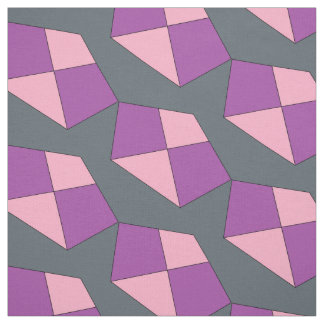 Fabric, island pattern fabric