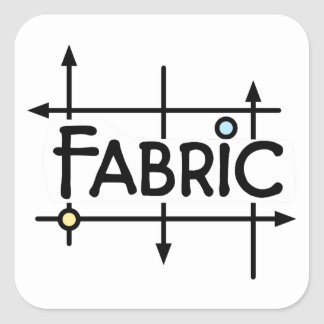 Fabric Sticker