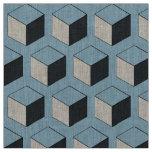Fabric - Three Dimensional Cubes