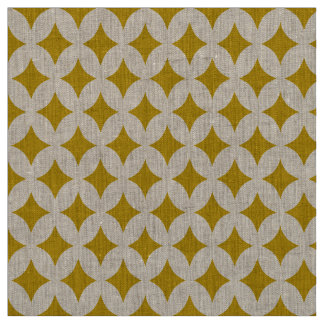 Fabric: Yellow Morocco Fabric
