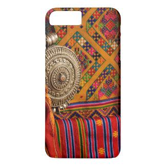 Fabrics, Bhutan iPhone 7 Plus Case