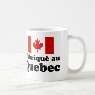 Fabrique au Quebec Coffee Mug