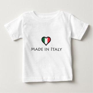 Fabriqué en Italie - fierté italienne T-shirt Pour Bébé